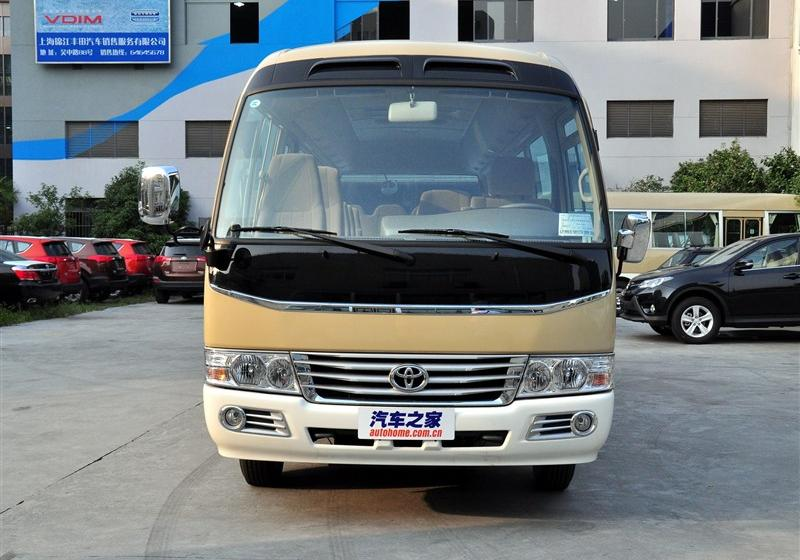 2015款4.0L高级车TRB53L-ZCMSK 20座