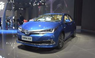 2016款双擎 1.8L CVT旗舰版