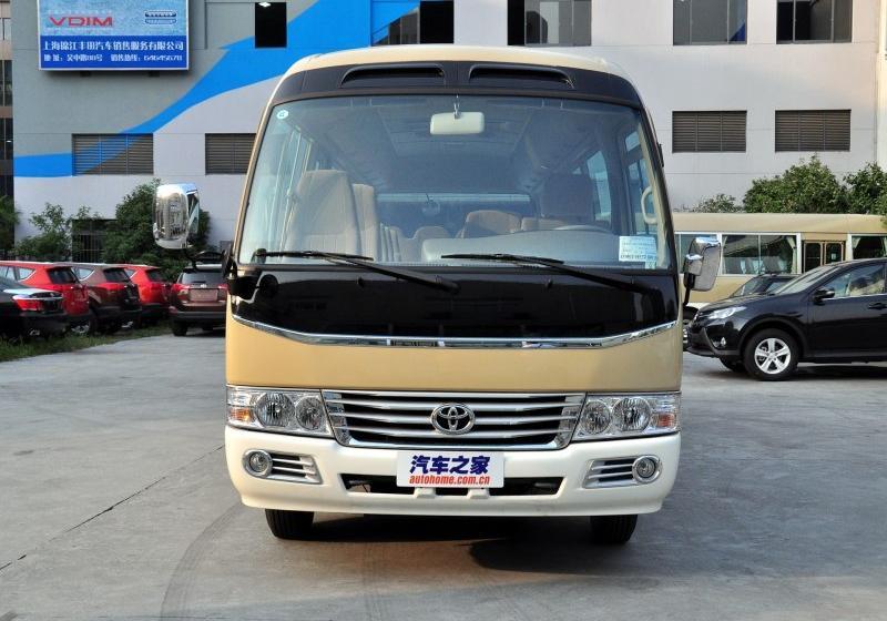 2015款2.7L高级车TRB53L-ZCMSK 20座