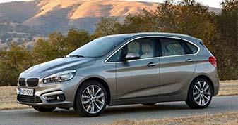 宝马M2及国产2系运动旅行明年北京车展上市