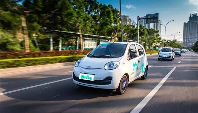 蓝海下的共享汽车该如何走向规范化?