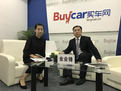 广汽传祺营销部部长金业锋:从高端切入 GM8丰富传祺产品线