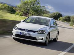 蓝色狂想曲 大众进口汽车新e-Golf互联科技前瞻