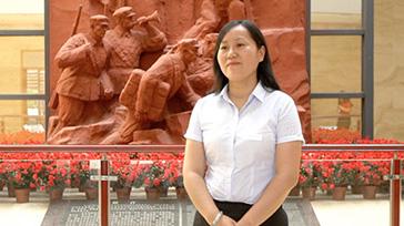 """红军标语博物馆原馆长周新桃:我和北汽人身上都肩负""""红色""""的使命"""