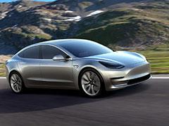 比预期低30% 特斯拉三季度Model 3产量恐大失所望