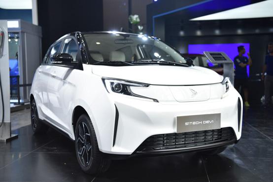 2018成都车展| 新特DEV1补贴后售价6.19万-7.79万元