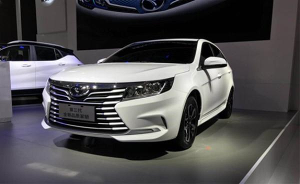 2018成都车展 | 有望年内上市 东南全新紧凑级轿车A5亮相