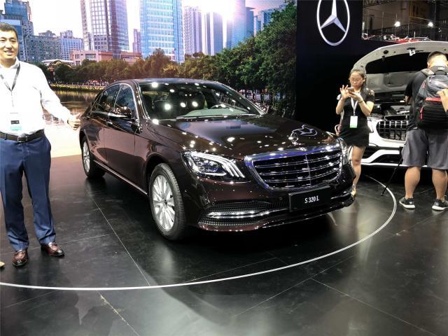 2018成都车展 | 全新奔驰S级正式上市 新车售价86.38万元起