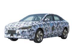 吉利全新纯电动车型GE11 预计2019年上市