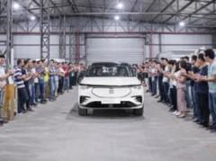 试制车规模赶超德系品牌 电咖汽车ENOVATE离正式量产再近一步