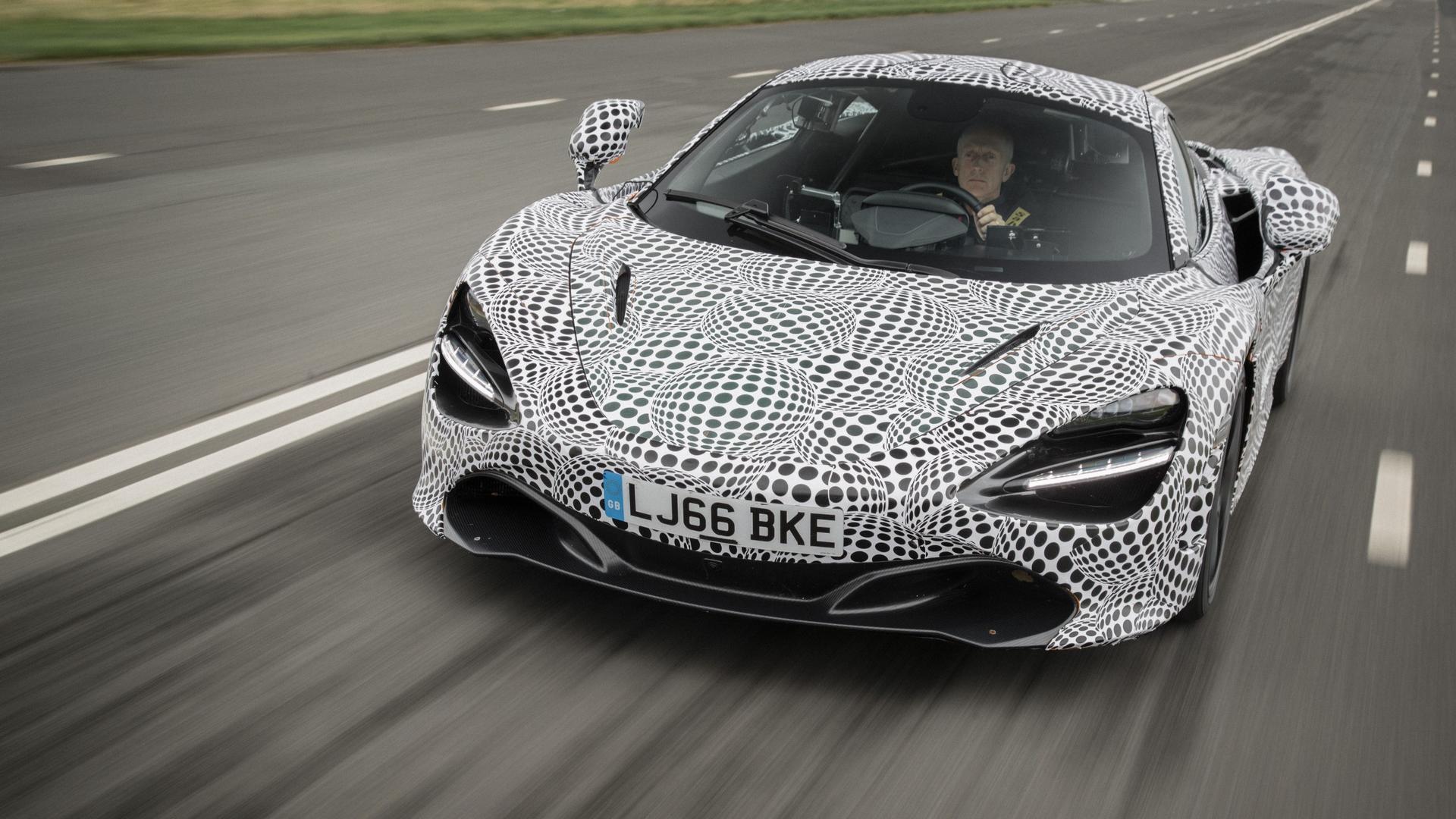 迈凯伦将于10月26日混动版车型Speedtail Hyper Gt