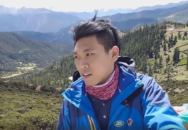 开着路虎进西藏 跨越2000km只为追赶一下秋分的脚步 下