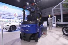 丰田,氢燃料电池,进口博览会