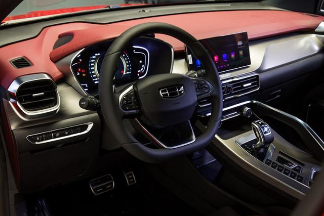 吉利缤越,推荐新车,购车手册,1.5T是王道