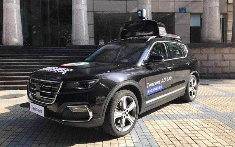 腾讯在硅谷设立自动驾驶汽车研究团队 正在招兵买马