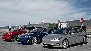 特斯拉Model 3国内交付时间提前 明年三月首批交付
