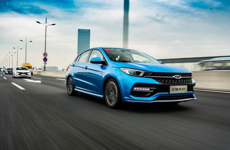 奇瑞集团10月份销售汽车63703辆 同比增长13.5%