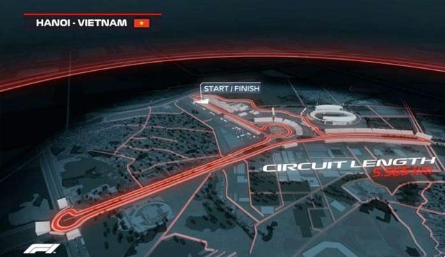 F1越南大奖赛
