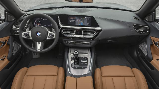 新车,宝马Z4 M40i,官图,买车网