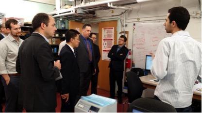 捷途携手多伦多大学 共研无人驾驶汽车无线充电项目