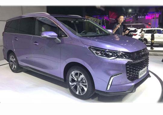 上市   售价9.18万-12.38万元 上汽大通G50首发版广州车展上市