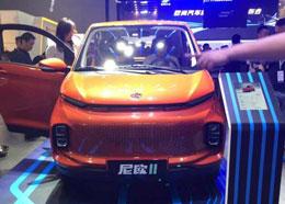预售   补贴后售价4.48万-5.68万元 欧尚汽车尼欧II正式开启预售