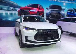 综合最大功率180千瓦 比亚迪全新唐EV开启预售