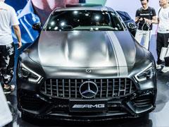 亮相 | 奔驰AMG GT四门版于广州车展亮相