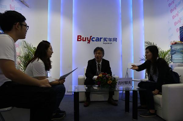 一汽丰田吉村郁夫:亚洲龙代表了丰田最先进的技术和最高的工艺水准