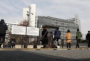 戈恩被拘东京拘留所 法驻日大使前往探视