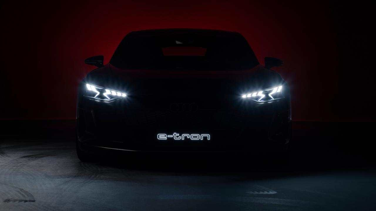 奥迪e-tron GT将在2018洛杉矶车展首次亮相