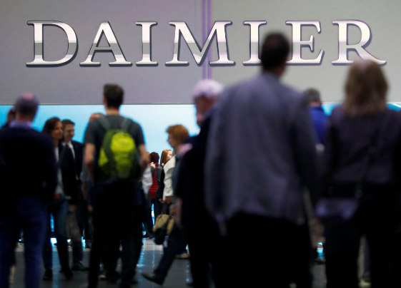 戴姆勒,奔驰,戴姆勒增资北京奔驰