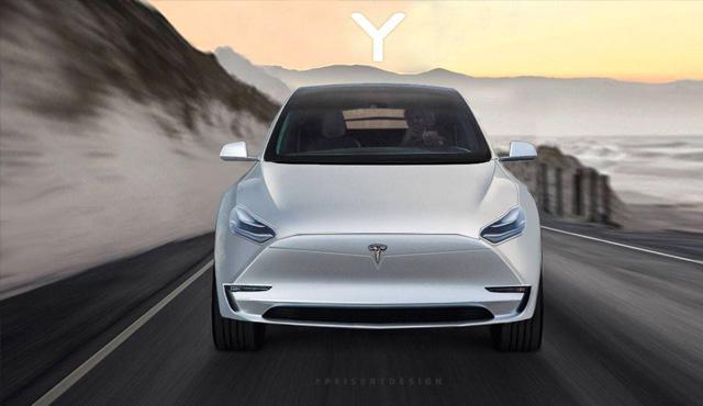 Model Y,Gigafactory,特斯拉