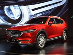 售25.88万-33.08万元 长安马自达CX-8正式上市