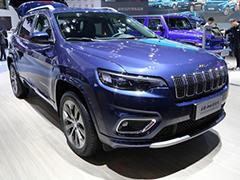 售价19.68万元起 全新Jeep自由光正式上市