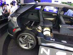 现代斥资464亿元发展燃料电池系统