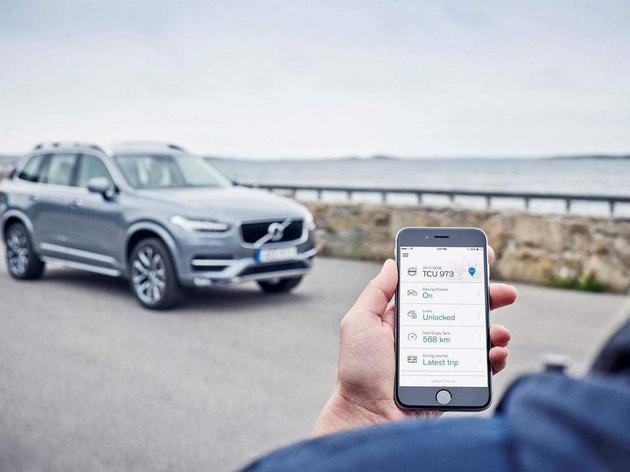 开放平台/贴合用户需求 沃尔沃打造下一代智能车载交互系统
