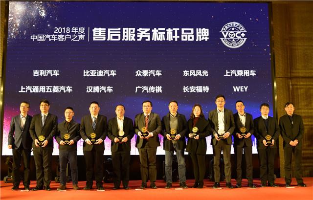 2018中国汽车之声研讨会在京举行 豪华品牌售后服务满意度最高