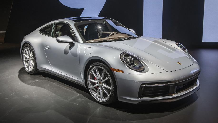 保时捷911混动版已在路上 未来或有纯电车型