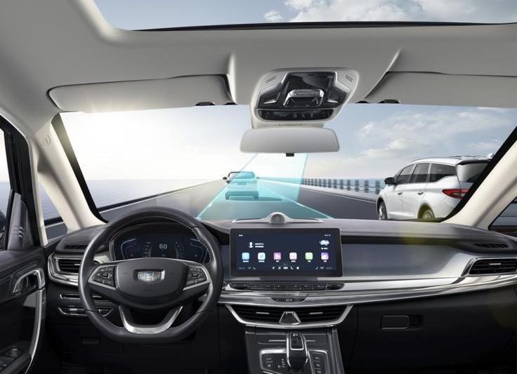 可实现L2级智能驾驶  吉利嘉际安全配置曝光