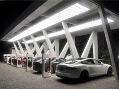 特斯拉超级充电站将于明年覆盖整个欧洲