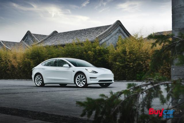 Model 3在华开放选配