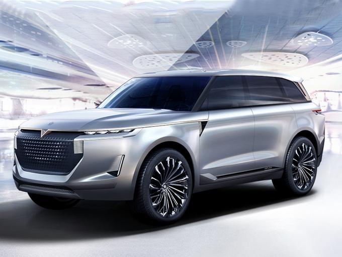 比奇骏更大! 东风启辰全新平台SUV二季度发布