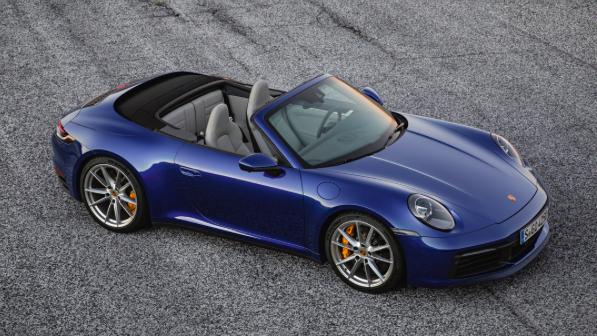 保时捷911敞篷版中国市场同步开启预售 165.8万元起