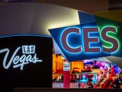 """2019年CES消费电子展:看向未来的""""万花筒"""""""