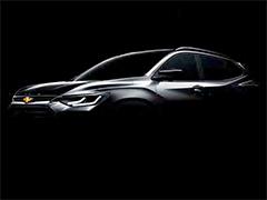雪佛兰全新创酷实车曝光 尺寸增大/换9AT变速箱