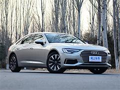 奥迪全新A6L尺寸更大 售41.78万元/1月15日开卖