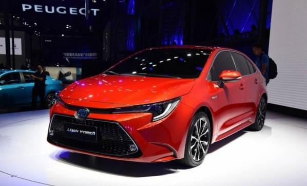 造型更加运动 广汽丰田全新雷凌将于2019年上海车展开启预售