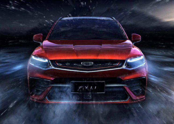 多种运动元素加身 吉利FY11运动版车型官图发布