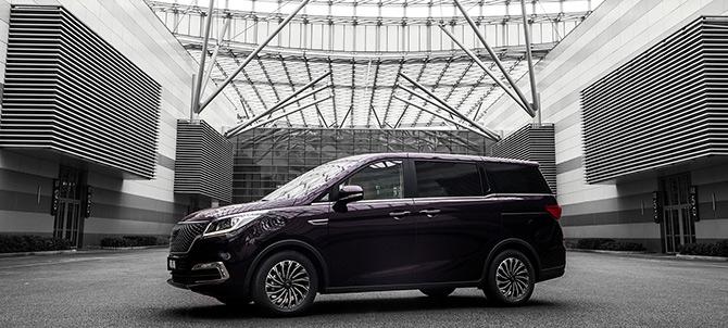 欧尚汽车全新MPV科尚上市 9.68万元起售
